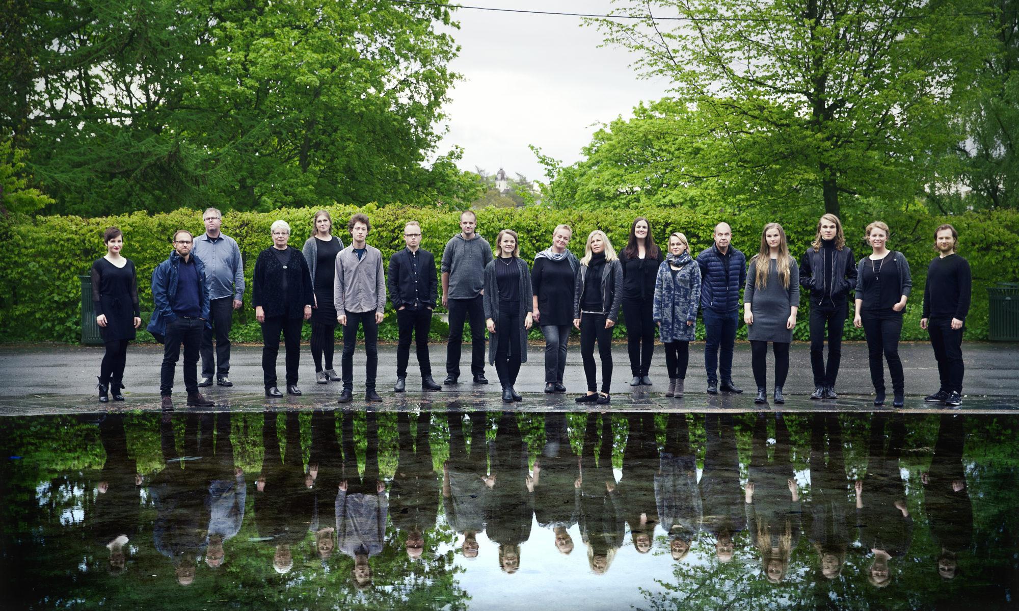 Kammerkoret Ensemble 96