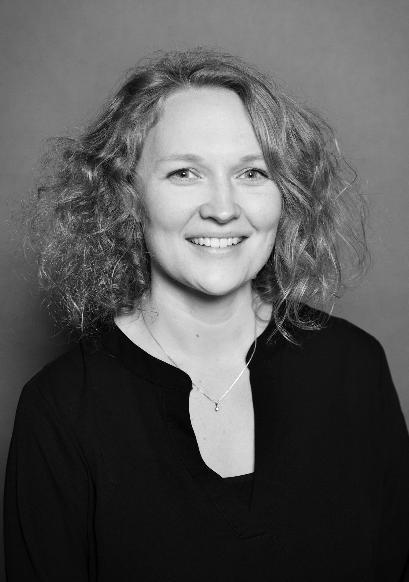 Åste Jensen Sjøvang. Foto © Anna-Julia Granberg, Blunderbuss (2020)