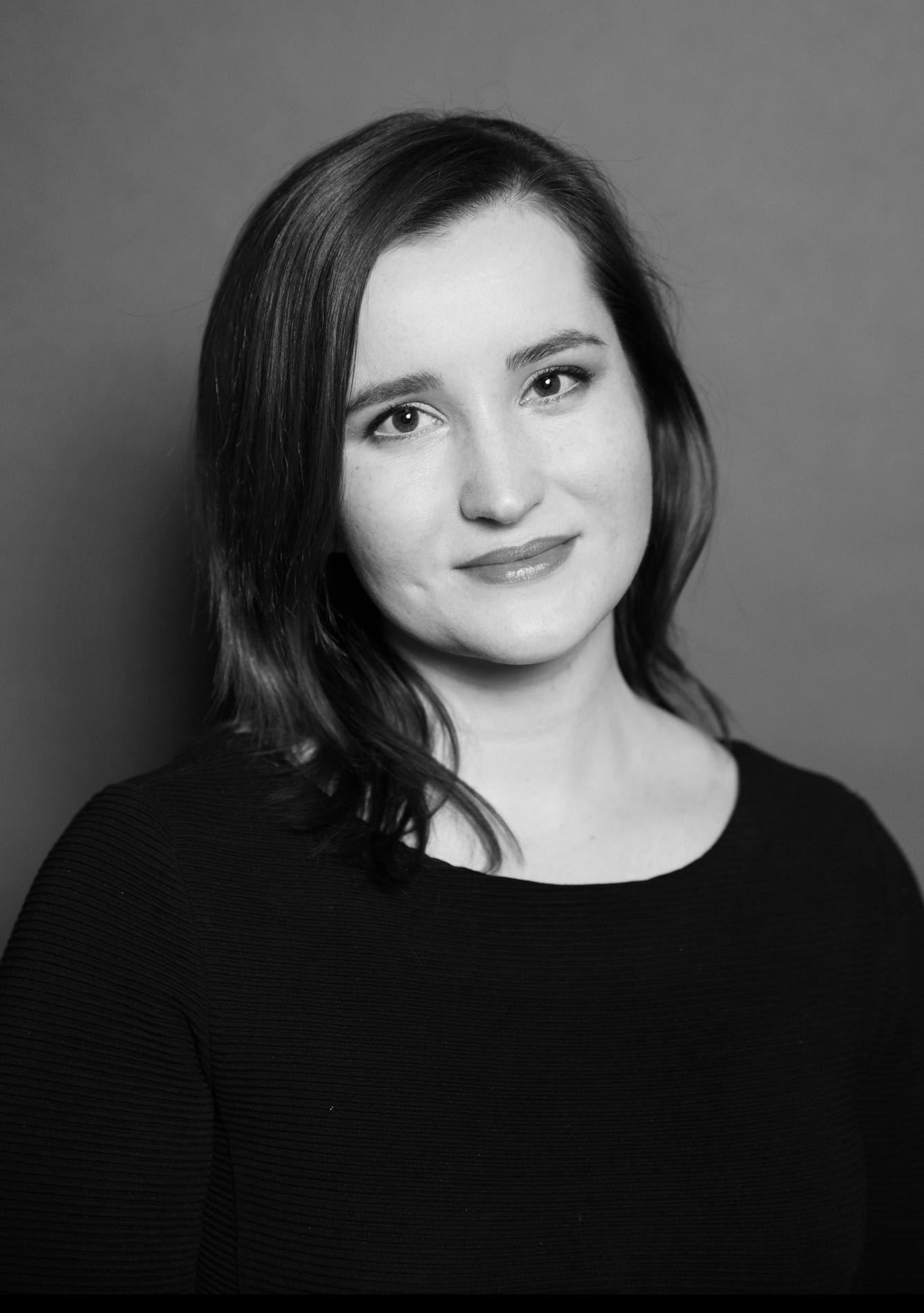 Elisabeth M. Neuhaus. Foto © Anna-Julia Granberg, Blunderbuss (2020)