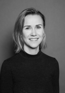 Ingrid Kinne Tunestveit. Foto © Anna-Julia Granberg, Blunderbuss (2020)