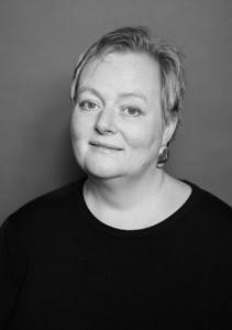 Kirsti Vogt. Foto © Anna-Julia Granberg, Blunderbuss (2020)