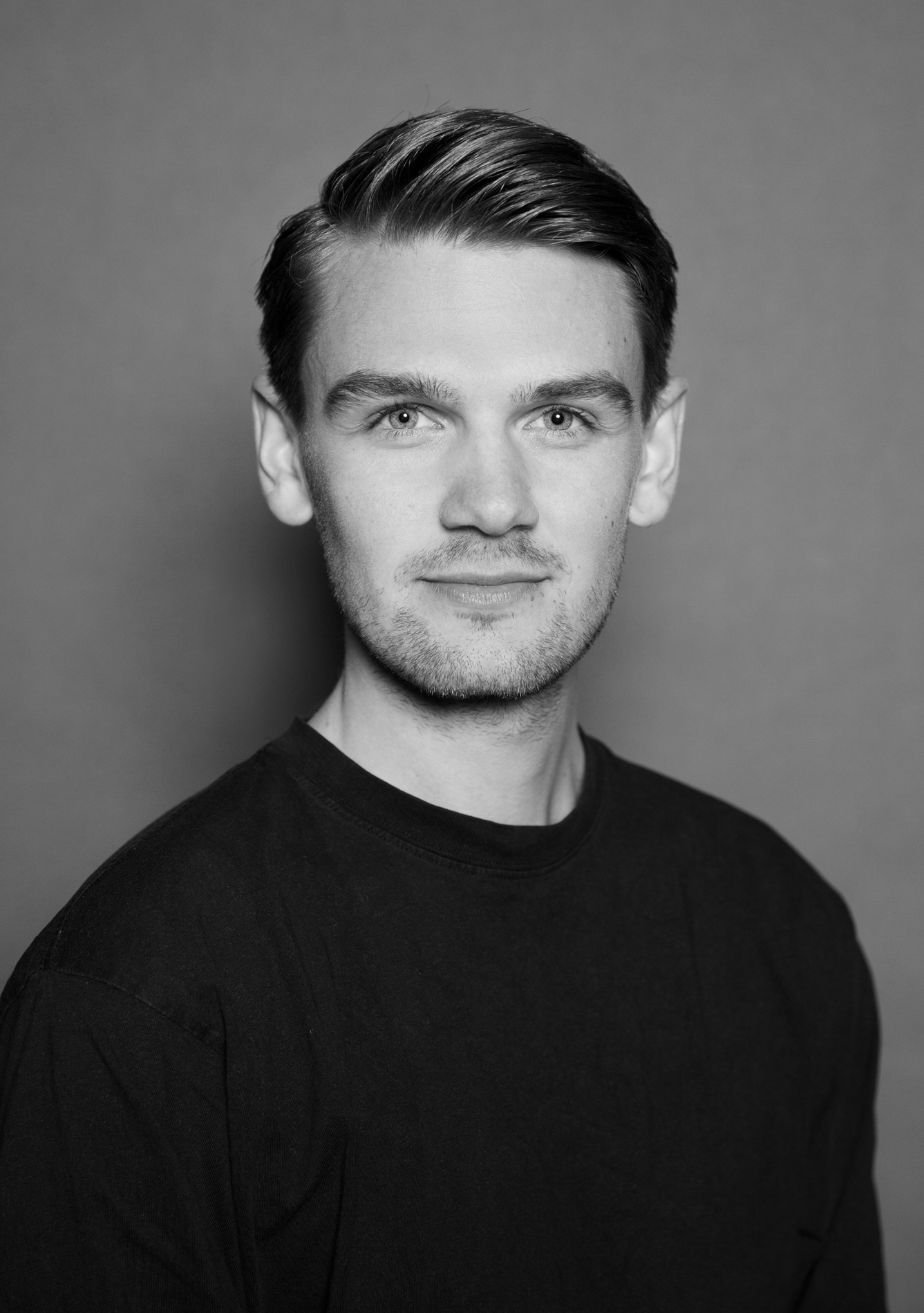 Martin Vangsnes. Foto © Anna-Julia Granberg, Blunderbuss (2020)
