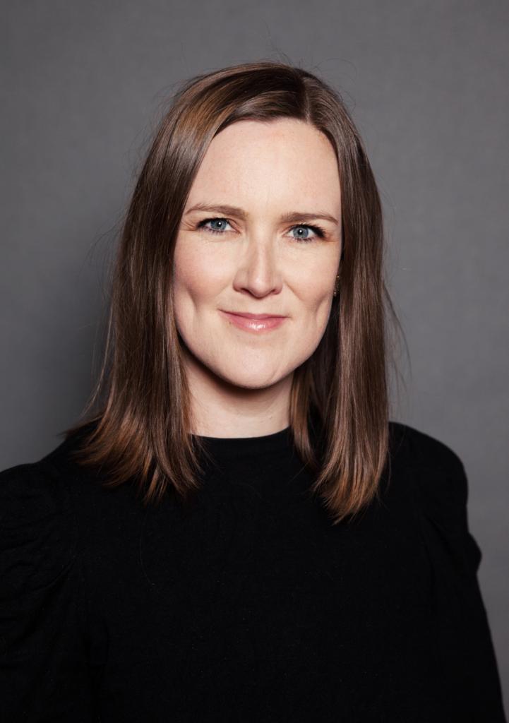 Nina T. Karlsen. Foto © Anna-Julia Granberg, Blunderbuss (2020)