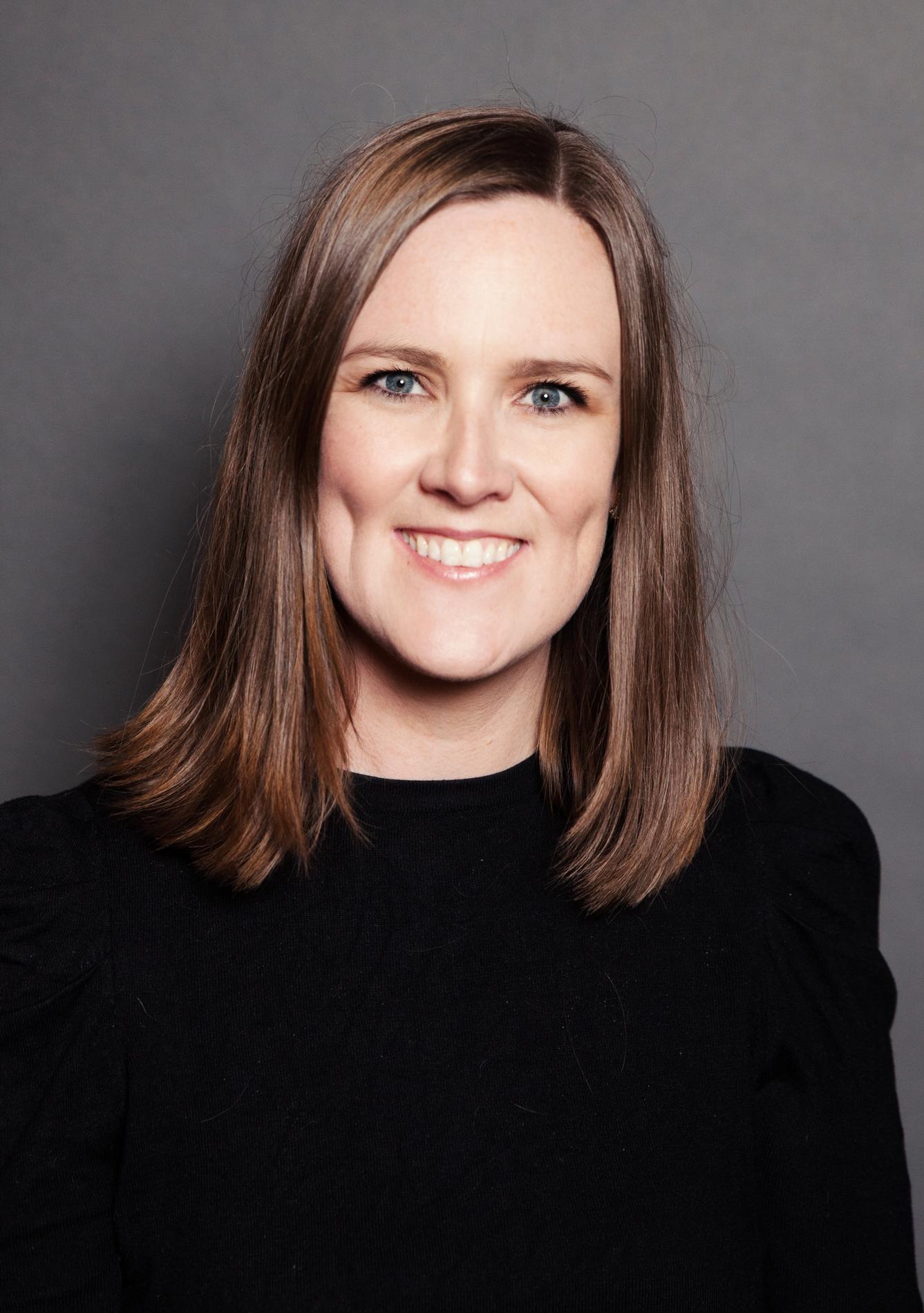 Nina T. Karlsen, dirigent for Ensemble 96. Foto © Anna-Julia Granberg, Blunderbuss (2020)