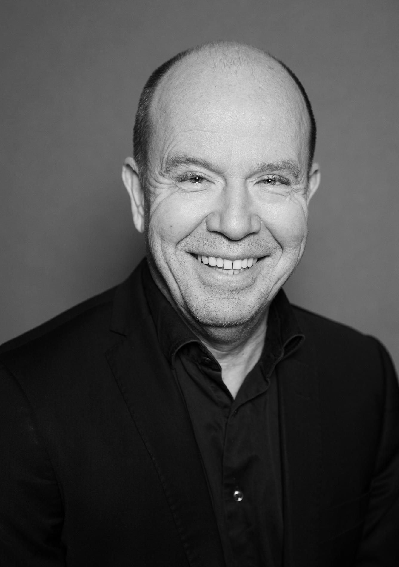 Osvald Fossholm. Foto © Anna-Julia Granberg, Blunderbuss (2020)