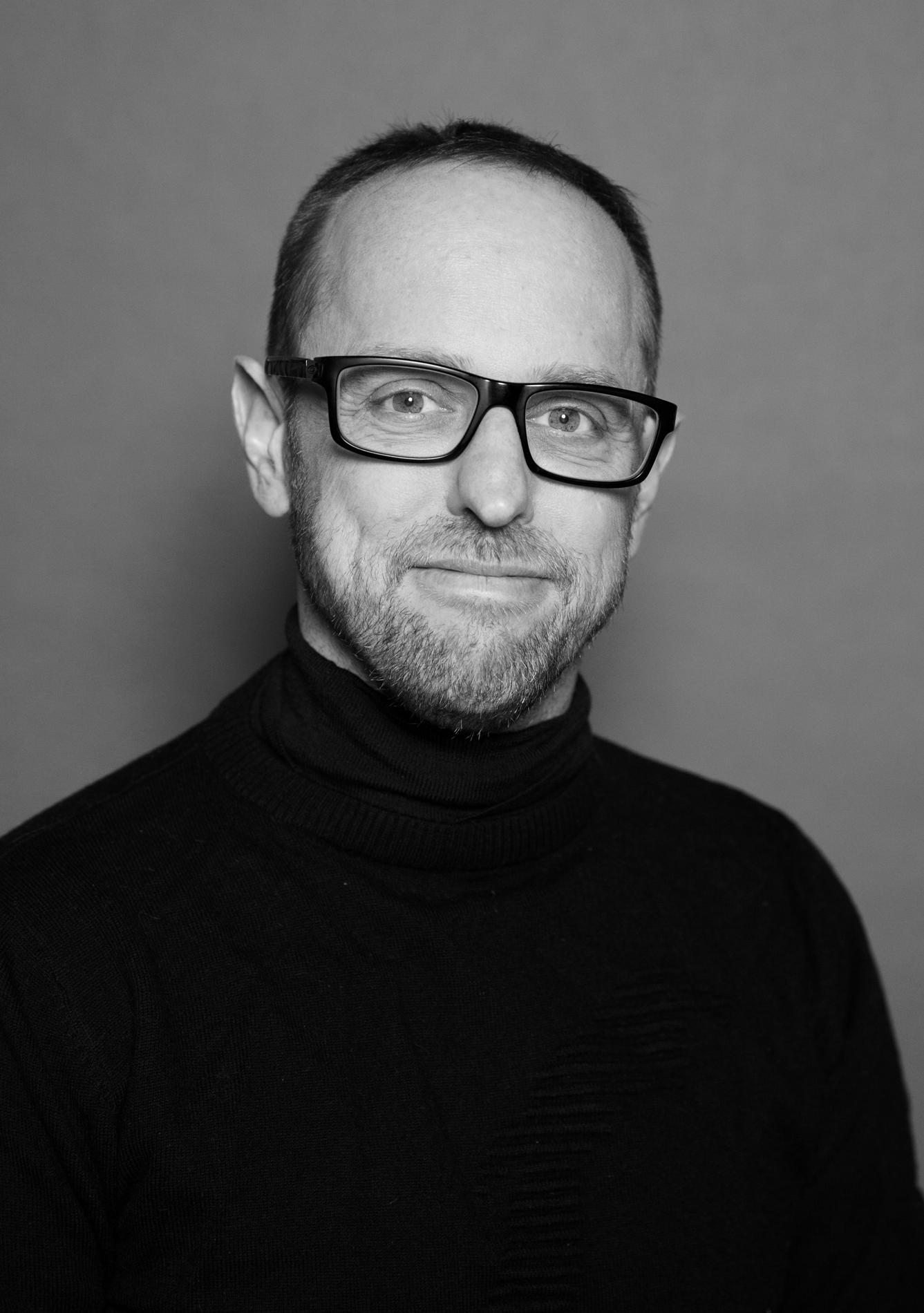 Stefan Hauptig. Foto © Anna-Julia Granberg, Blunderbuss (2020)
