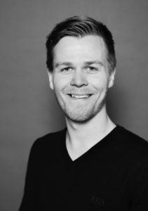 Adrian W. Skogvang. Foto © Anna-Julia Granberg, Blunderbuss (2020)