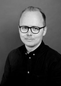 Ingvar Örn Þrastarson. Foto © Anna-Julia Granberg, Blunderbuss (2020)